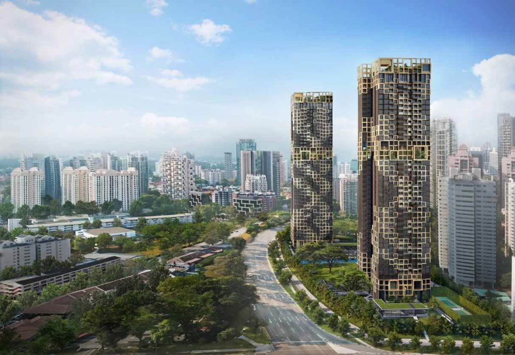 Irwell Hill Residences Orchard River Valley Singapore 2 1